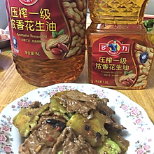 金牌豉汁凉瓜炒牛肉