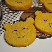 奶酪表情熊#我的烘焙不将就#