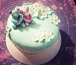 自制结婚纪念蛋糕的做法
