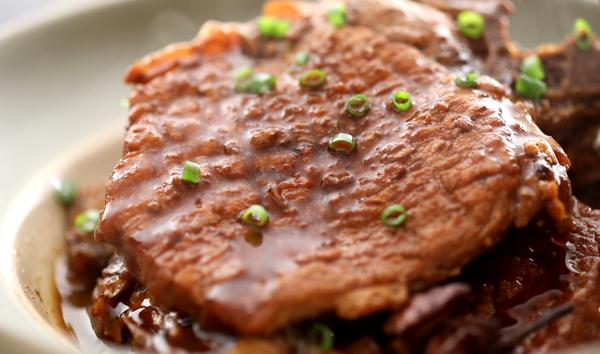 学会这道菜,你可有口福了! ——红烧大排