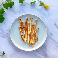 #硬核菜谱制作人#香辣海鲜菇的做法图解6