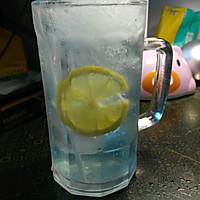 平民鸡尾酒,幽蓝冰山,蓝莓特饮