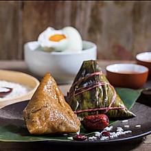 端午节大肉粽子