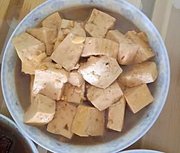 捞豆腐的做法
