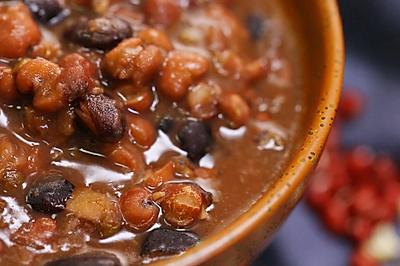 三豆薏米粥——迷迭香