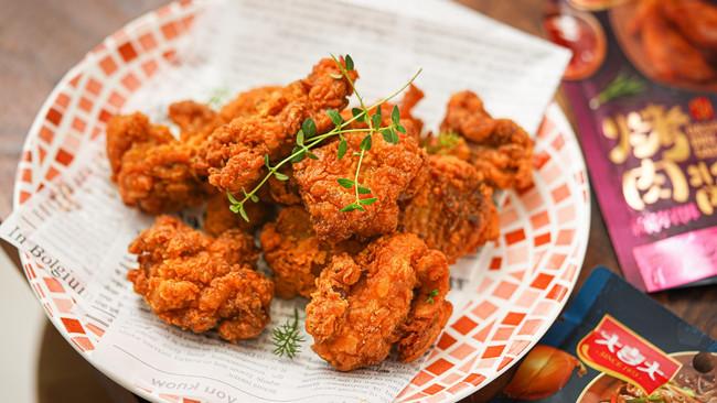 #烤究美味 灵魂就酱#【新奥尔良炸鸡块】是KFC的味道!的做法