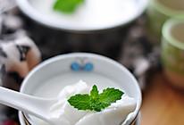 #嗨Milk羽泉精选牧场奶#牛奶果冻的做法
