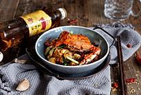 快手香辣蟹#金龙鱼外婆乡小榨菜籽油 外婆的时光机#的做法