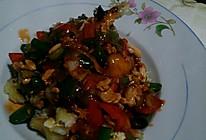 茄汁草鱼块的做法