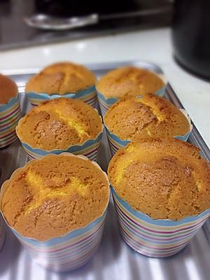 纸杯蛋糕【图片】