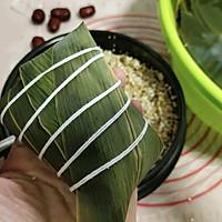 红枣小米粽的做法图解3