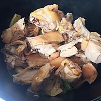 #就是红烧吃不腻!#小鸡炖蘑菇的做法图解8