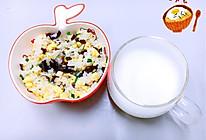菌菇炒饭的做法