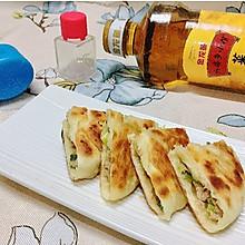 山东潍坊肉火烧#金龙鱼外婆乡小榨菜籽油 最强家乡菜#