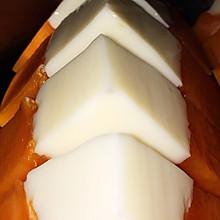嫩滑滴牛奶木瓜冻