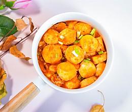 #美食视频挑战赛# 茄汁日本豆腐的做法
