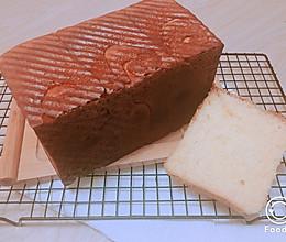 奶香吐司面包的做法