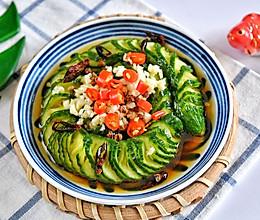 这样的黄瓜我能吃十根的做法