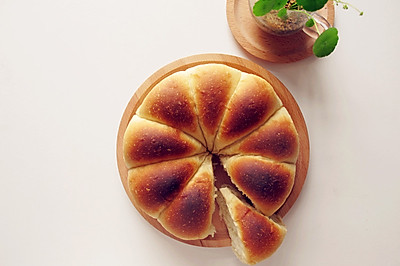 長帝行業首款3.5版電烤箱試用報告--香蕉牛奶面包