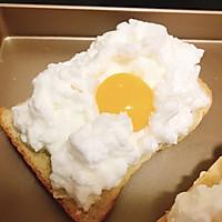 火燒雲吐司 寶寶喜歡的簡單快手早餐麵包片的做法圖解5