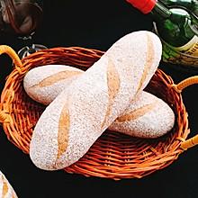 #硬核菜谱制作人#干红葡萄酒黑全麦面包