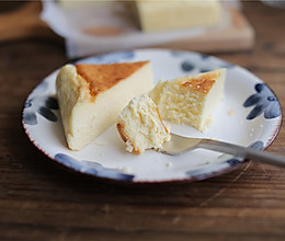 香草风味舒芙蕾芝士蛋糕的做法