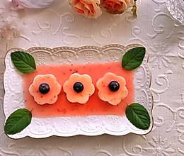 【冰镇草莓蓝莓山药】香甜软绵
