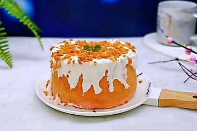 #多力金牌大厨带回家-天津站#酸奶淋面红丝绒蛋糕
