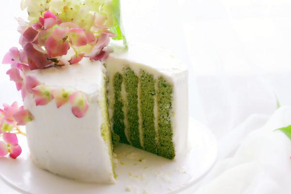 #长帝CR32KEA烤箱试用#抹茶漩涡蛋糕的做法