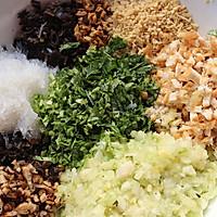 天津素饺子的做法图解1