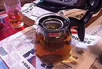 胖大海菊花茶的做法