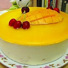 芒果慕斯蛋糕