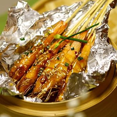 盐捂神仙虾