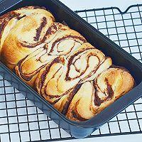 豆沙手撕面包#方太蒸爱行动#的做法图解9