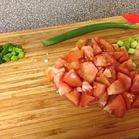 【快手、下饭菜】番茄烩菜花的做法图解2
