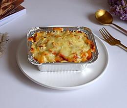 培根土豆焗饭#硬核菜谱制作人#的做法