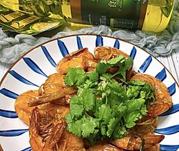 #橄榄中国味 感恩添美味#油焖大虾的做法