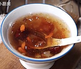 #硬核菜谱制作人#红枣雪燕桃胶的做法