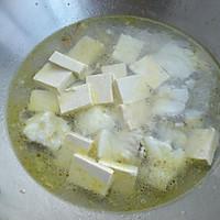 鳕鱼豆腐汤——冬季暖身的做法图解7