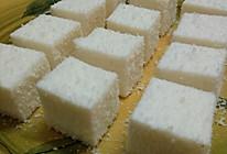 椰汁雪花糕的做法