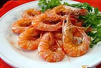 香酥椒盐虾的做法