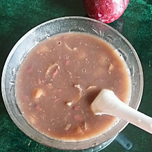 红豆薏米龙眼羹