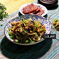 香辣干锅平菇的做法图解8