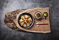 【鹦鹉厨房】日式炸虾塔 配 茶泡饭的做法