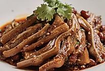【红油猪耳】猪头两块精华肉,香脆又爽口!的做法