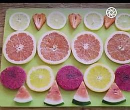 烤水果干的做法