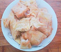料酒豆腐的做法
