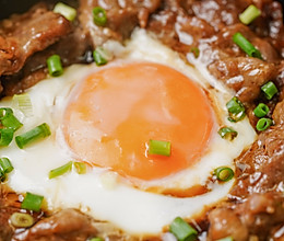 日食记 | 电饭煲窝蛋牛肉饭的做法