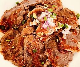 卤牛肉的做法