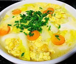 白菜粉丝豆腐汤的做法
